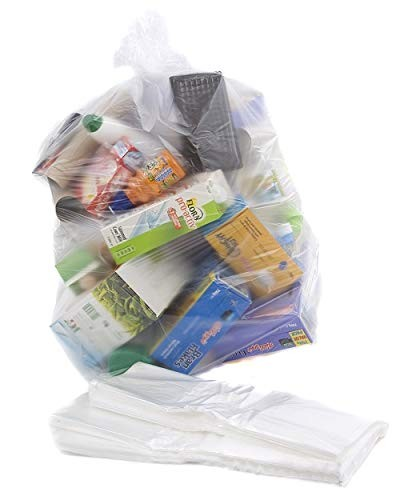 H.D. Clear Recycling Sack