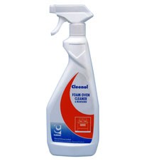 Foam Oven Cleaner and Maintainer 750ml