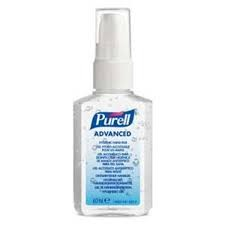 Purrel Sanitiser Personal Pump 60ml