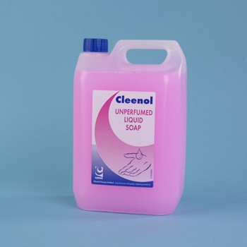 Pink Lotion Soap Unperfumed - 5L