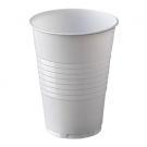 White Plastic Cups  7oz