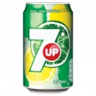 7UP  330ml Cans (24 Pack)