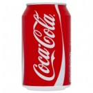 Coca Cola 330ml Cans (24 Pack)