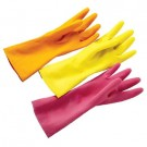 Household Gloves Flocked