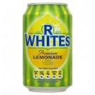 R Whites Lemonade 330ml Cans (24 Pack)