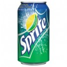 Sprite 330ml Cans (24 Pack)