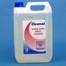 Oven Cleaner Warm / HD Carbon Remover - 5L
